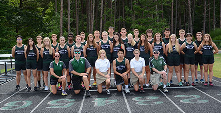 TFS varsity cross country team excels at North Ga Championships