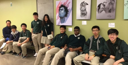 TFS Math Team Competes at Georgia Tech