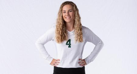 Standout volleyball player Abby Carlan commits to Truett McConnell University
