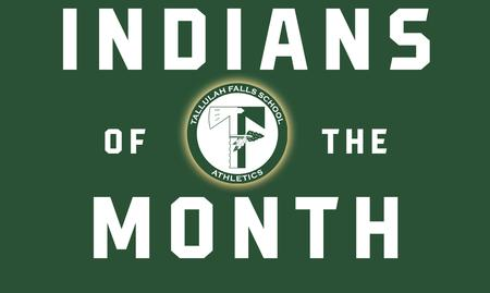 Indians of the Month - September 2020