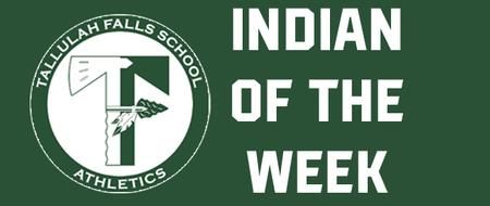 Indians of the Week for the week ending November 7