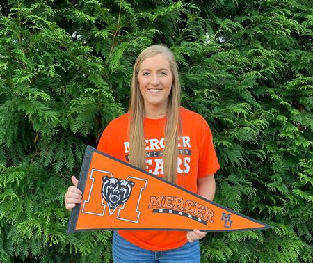 TFS volleyball standout Corbett commits to Mercer for beach volleyball