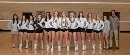 Season Recap: Volleyball - Lady Indians uses 180- season turnaround to propel them to Sweet 16