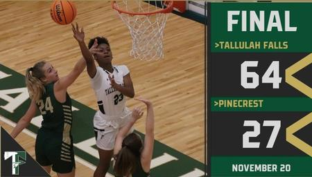 Lady Indians Defeat Pinecrest In Season Opener
