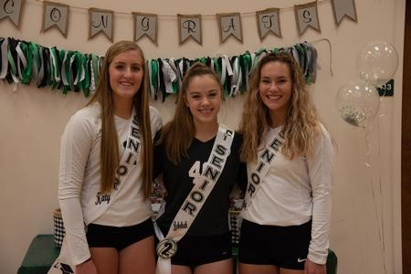 TFS seniors win in final home match against East Jackson