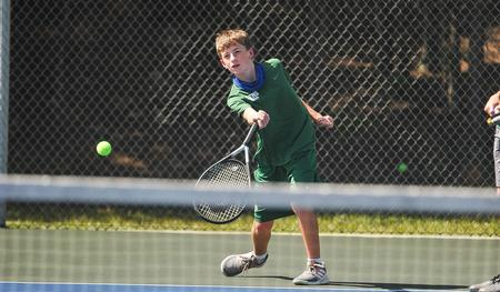 Tennis excels at Rabun Gap, remains perfect